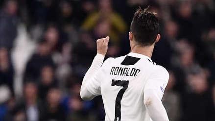 Con Cristiano Ronaldo, Juventus empató 1-1 ante Torino por la Serie A de Italia