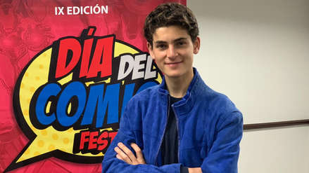 David Mazouz, el Batman de