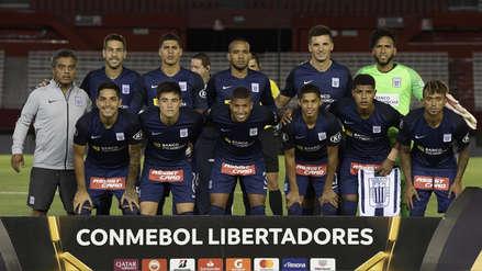 El once de Alianza Lima para enfrentar a Carlos A. Mannucci en Trujillo