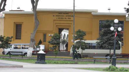 Museo Nacional de Arqueología cerrará temporalmente tras desprendimiento de techo