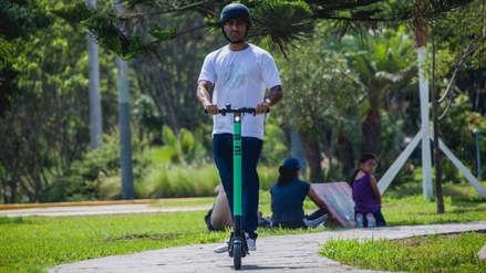 Miraflores prohíbe que scooters circulen por veredas y exige el uso de cascos