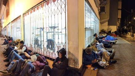 Xiaomi | Decenas de personas acamparon por inauguración de la primera tienda oficial en Perú [FOTOS]