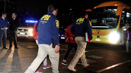 Chile expulsó de su territorio a 57 migrantes peruanos, colombianos y bolivianos por delitos