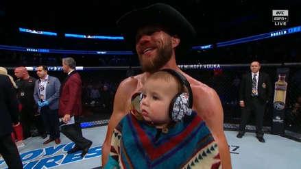 Donald Cerrone venció a Al Iaquinta en UFC Fight Night 151 y amplió su récord de triunfos