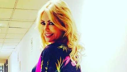 Gisela Valcárcel se pronunció sobre la salida de Pancho Rodríguez y Poly Ávila de