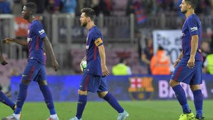 Crack de Barcelona se lesionó ante Celta y es duda ante Liverpool por Champions League