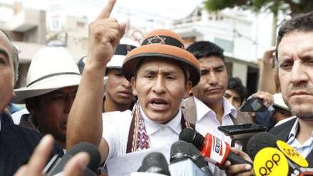 """Gregorio Rojas: """"No estamos extorsionando a nadie, soy dirigente y los señores Chavez son asesores"""