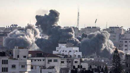 Escalada de violencia entre Gaza e Israel deja al menos 25 muertos