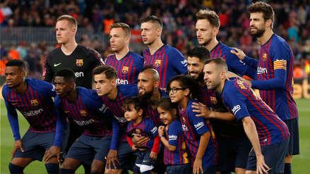 Barcelona confirmó esta importante baja para el partido de vuelta contra Liverpool