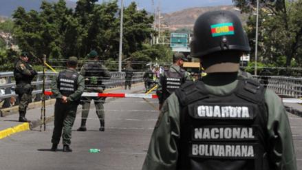 Cuatro militares y dos policías fueron asesinados en una emboscada al norte de Venezuela
