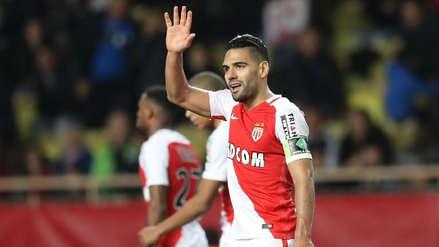 Radamel Falcao cerca de ser compañero de un peruano en la MLS