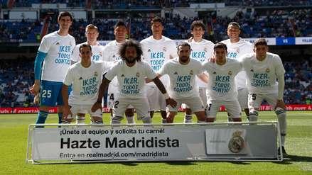 Real Madrid expresó su solidaridad con Iker Casillas previo al partido contra Villarreal