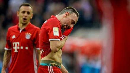Franck Ribéry anunció su retiro del Bayern Múnich y se acerca a esta liga