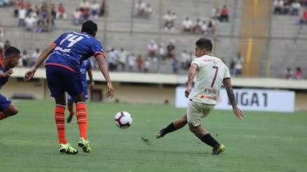 Universitario de Deportes fue humillado 4-0 por César Vallejo y se aleja de la lucha por el campeonato
