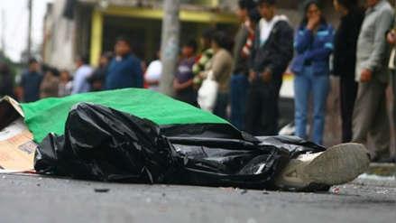 Hombre embistió y mató con su camioneta a tres personas en San Martín de Porres