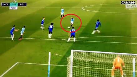 Manchester City: Vincent Kompany anotó un golazo desde larga distancia que vale una Premier League