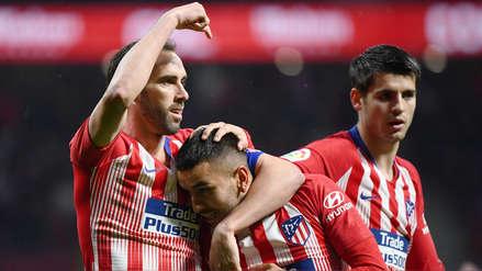 Mira al clásico rival: Atlético de Madrid le puso la puntería a futbolista del Real Madrid