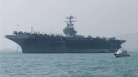 Pekín denuncia la presencia de barcos de guerra de EE.UU. en el Mar de China