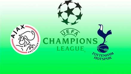 Ajax vs. Tottenham: fecha, hora y canal del partido por la clasificación a la final de la Champions League