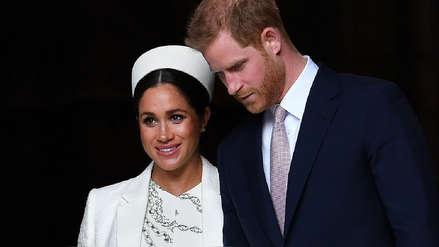 Meghan Markle y el príncipe Harry ya no son invitados a las fiestas de la alta sociedad por muestras de afecto