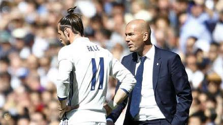 Real Madrid: Zinedine Zidane decidió la suerte de Gareth Bale
