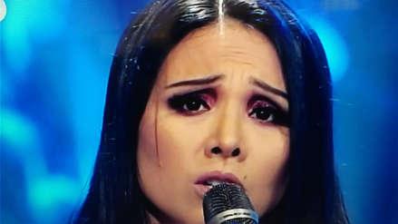 Tula Rodríguez responde entre lágrimas ante las acusaciones de los hijos de Javier Carmona