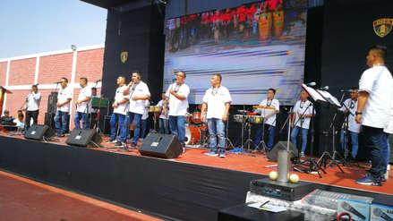 El emotivo videoclip de 'Color esperanza' de Diego Torres hecho por una orquesta de presos en Trujillo