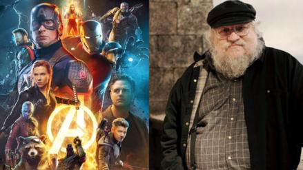 """George R. R. Martin sobre """"Avengers Endgame"""": """"Stan Lee habría estado orgulloso"""""""