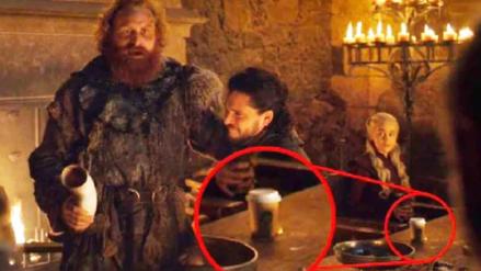 Game of Thrones se pronuncia oficialmente: El vaso de Starbucks sí fue un error, pero no por el motivo que creías