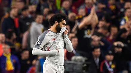 Barcelona le mandó mensaje a Mohamed Salah previo al partido por Champions League