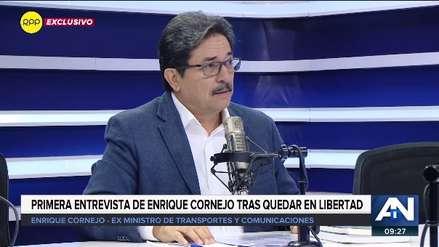 Enrique Cornejo dijo que no participó de la reunión entre Alan García y Jorge Barata en el avión presidencial