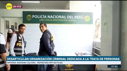 La Policía desarticuló una organización criminal que abusaba, secuestraba y prostituía a menores