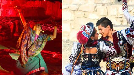 Áspero Raymi celebró su aniversario con ofrendas al mar, danzas, música y arte [Fotos]