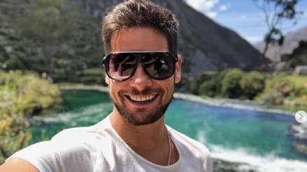Andrés Wiese anuncia su debut como conductor en nuevo programa de turismo