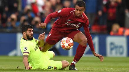 Liverpool vs. Barcelona: resumen del minuto a minuto del partido de vuelta por la Champions League