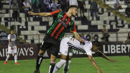 Alianza Lima cayó 2-1 ante Palestino y se despidió último del grupo A de la Copa Libertadores