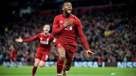 Liverpool goleó 4-0 al Barcelona y es el primer finalista de la Champions League