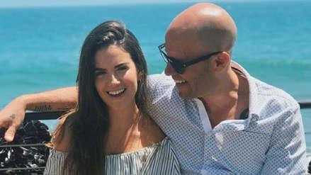 Gian Marco y la admiración por su hija: