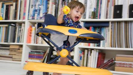 ¿Qué tan dañino es para mi hijo el uso del andador?
