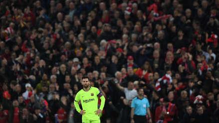 Liverpool le dio una paliza a Barcelona: la reacción en las redes sociales tras la eliminación del equipo de Lionel Messi