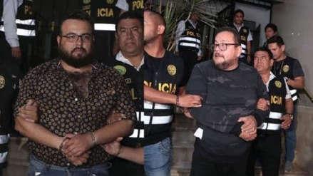 Las Bambas | Menor de los hermanos Chávez Sotelo salió esta noche de prisión del Cusco