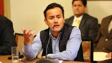 Fiscal de la Nación abre investigación preliminar contra congresista Richard Acuña