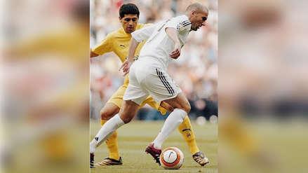 Se cumplen 13 años desde que Riquelme arruinó la despedida de Zidane con Real Madrid