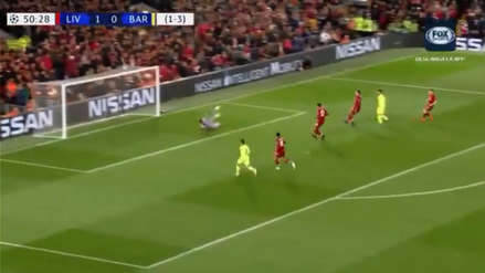 ¡Espectacular!: La gran atajada de Alisson a Luis Suárez por semifinal de Champions League