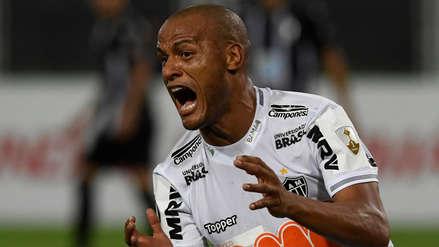 Atlético Mineiro ganó 2-1 a Zamora FC por el Grupo E de la Copa Libertadores y clasificó a la Sudamericana