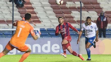 Cerro Porteño empató 1-1 con Nacional y clasificó como primero en el grupo E de la Copa Libertadores