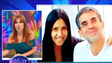 """Magaly Medina llama """"melodramática"""" a Tula Rodríguez por respuesta a hijos de Javier Carmona"""