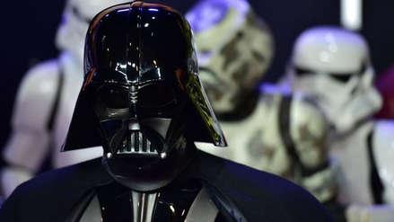 Un traje original de Darth Vader que podría venderse a $ 2 millones en una subasta