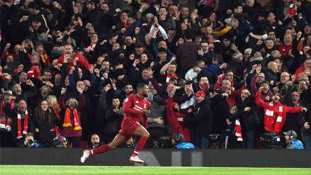 Champions League: 10 imágenes de la alegría interminable de los hinchas de Liverpool