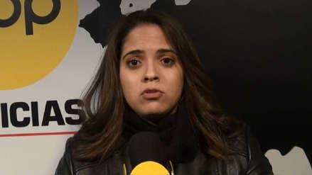 Sandra Muente habla sobre su participación en